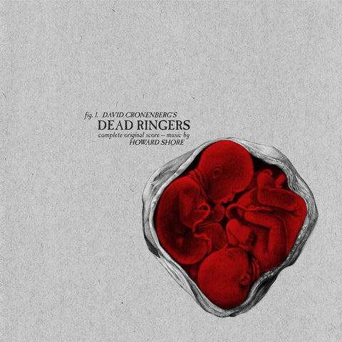 Howard Shore - Dead Ringers-LP-South