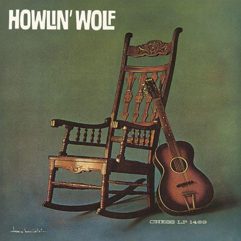 Howlin' Wolf - Howlin' Wolf (The Rockin' Chair Album)-LP-South