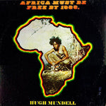 Hugh Mundell - Africa Must Be Free By 1983-LP-South