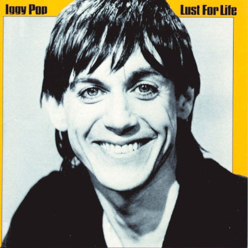 Iggy Pop - Lust For Life-LP-South
