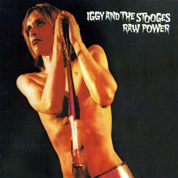 Iggy & The Stooges - Raw Power-LP-South