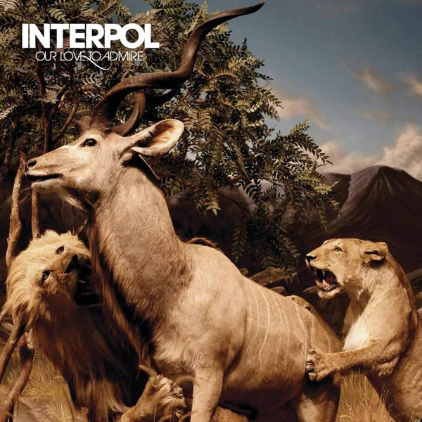 Interpol - Our Love To Admire-CD-South