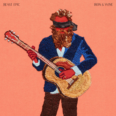 Iron & Wine - Beast Epic-LP-South