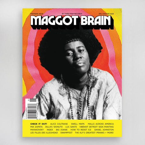 Maggot Brain (Issue 1)