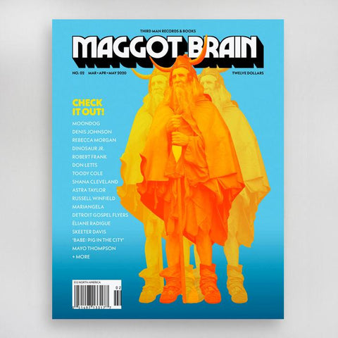 Maggot Brain (Issue 2)
