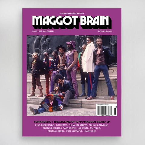 Maggot Brain Issue 3