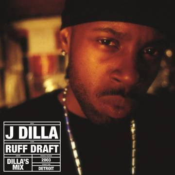 J Dilla - Rough Draft The Dilla Mix-LP-South