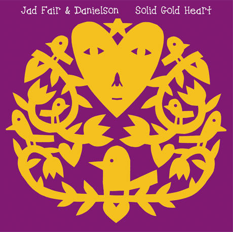 Jad Fair & Danielson - Solid Gold Heart-Vinyl LP-South