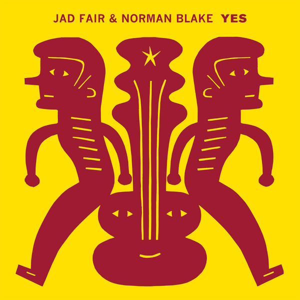 Jad Fair & Norman Blake - Yes-CD-South