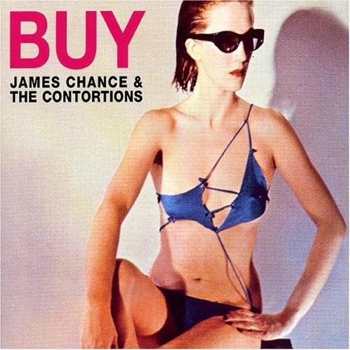 James Chance & The Contortions - Buy-LP-South