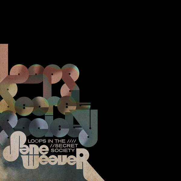 Jane Weaver - Loops in the Secret Society-LP-South