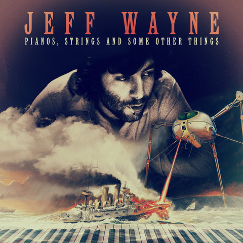 "Jeff Wayne - Pianos, Strings & Some Other Things-12""-South"