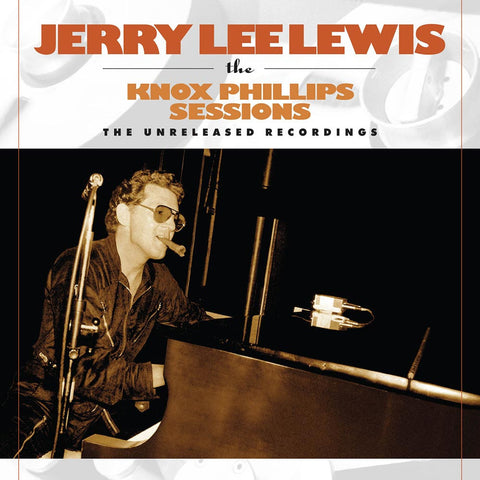 Jerry Lee Lewis - The Knox Phillips Sessions-Vinyl LP-South