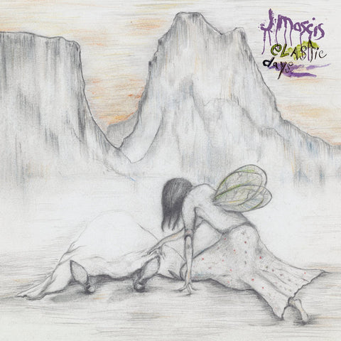 J.Mascis - Elastic Days-LP-South