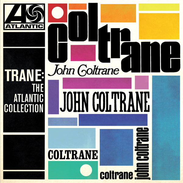 John Coltrane - Trane: The Atlantic Collection-CD-South