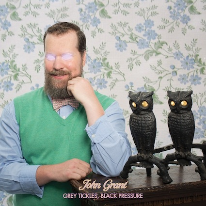 John Grant - Grey Tickles, Black Pressure-CD-South