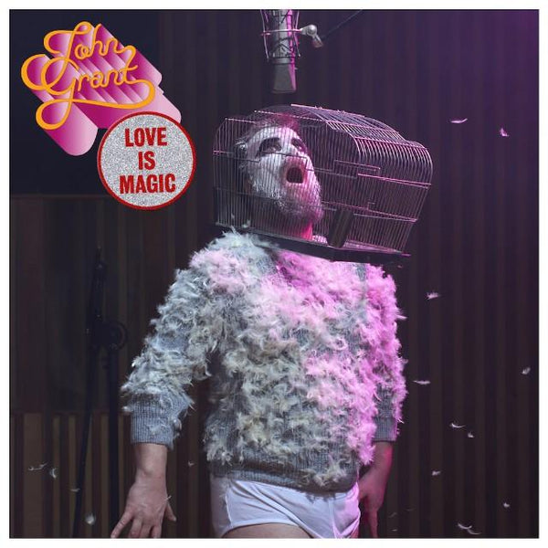 John Grant - Love Is Magic-CD-South