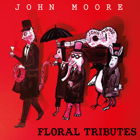 John Moore - Floral Tributes-Vinyl LP-South