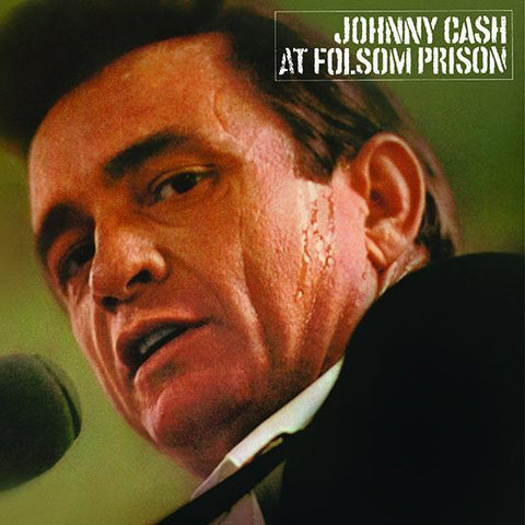 Johnny Cash - At Folsom Prison (Legacy Edition)-LP-South