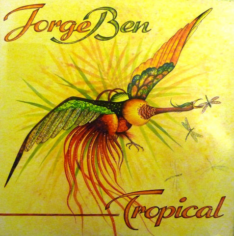 Jorge Ben - Tropical-LP-South