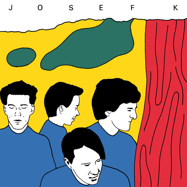 Josef K - It's Kinda Funny (The Singles)-LP-South