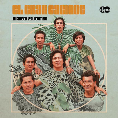 Juaneco Y Su Combo - El Gran Cacique-LP-South
