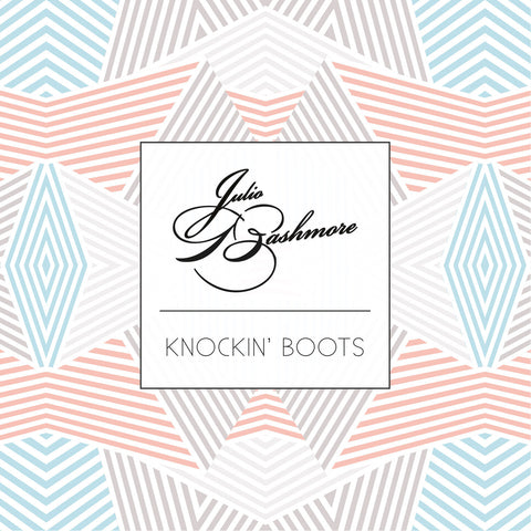 Julio Bashmore - Knockin' Boots-Vinyl LP-South