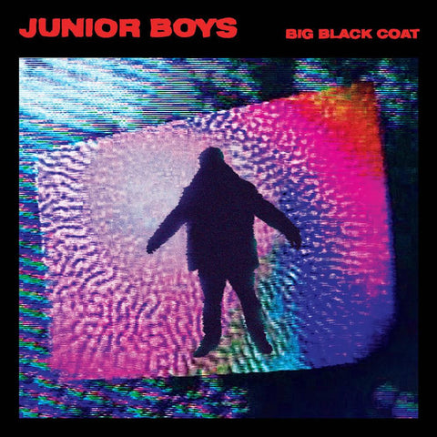 Junior Boys - Big Black Coat-LP-South