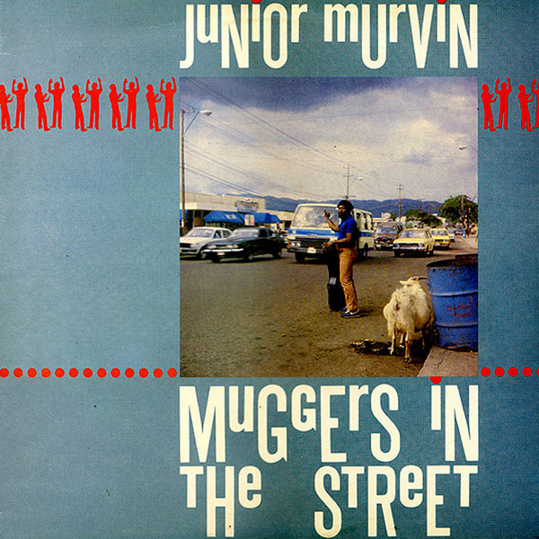 Junior Murvin - Muggers In The Street-Vinyl LP-South