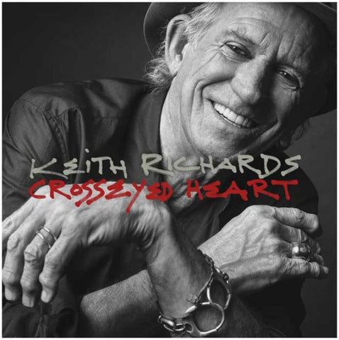 Keith Richards - Crosseyed Heart-CD-South