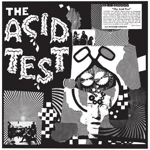 Ken Kesey With The Grateful Dead - The Acid Test