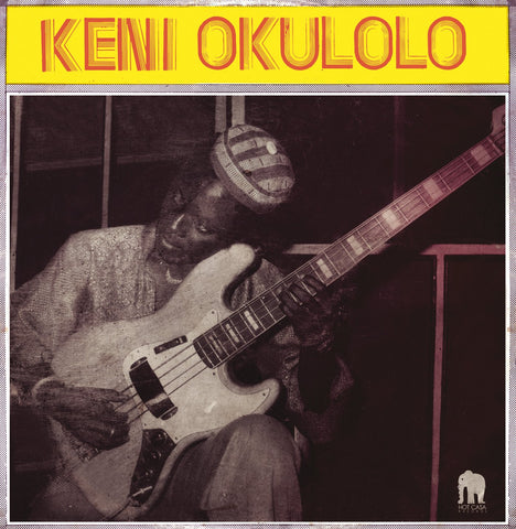 Keni Okulolo - Talkin' Bass Experience-LP-South