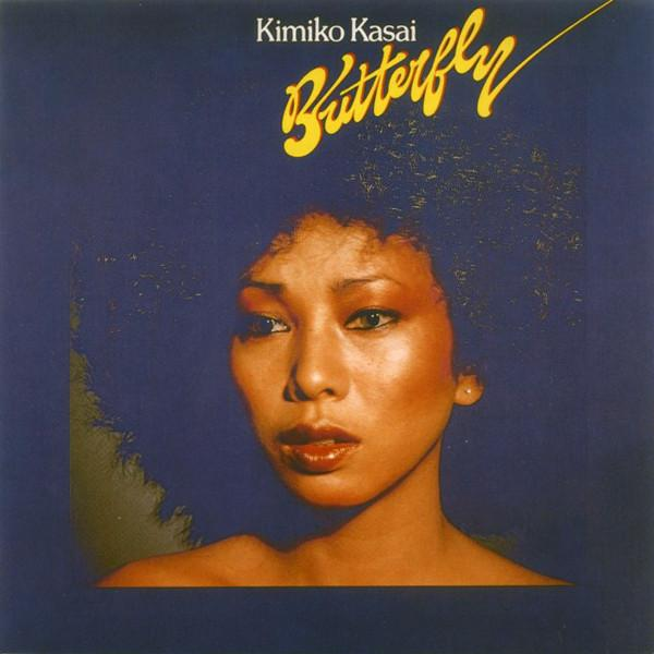 Kimiko Kasai With Herbie Hancock - Butterfly-LP-South