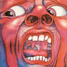 King Crimson - In The Court of The Crimson King-Vinyl LP-South