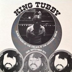King Tubby - Surrounded By Dreads At The National Arena-Vinyl LP-South
