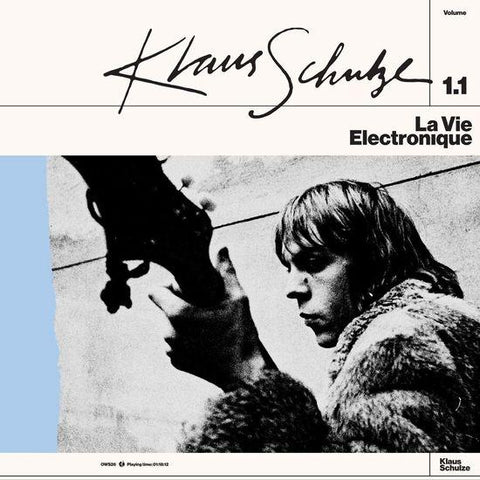 Klaus Schulze - La Vie Electronique Volume 1.1-LP-South