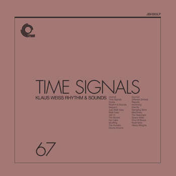 Klaus Weiss Rhythm & Sounds - Time Signals-LP-South