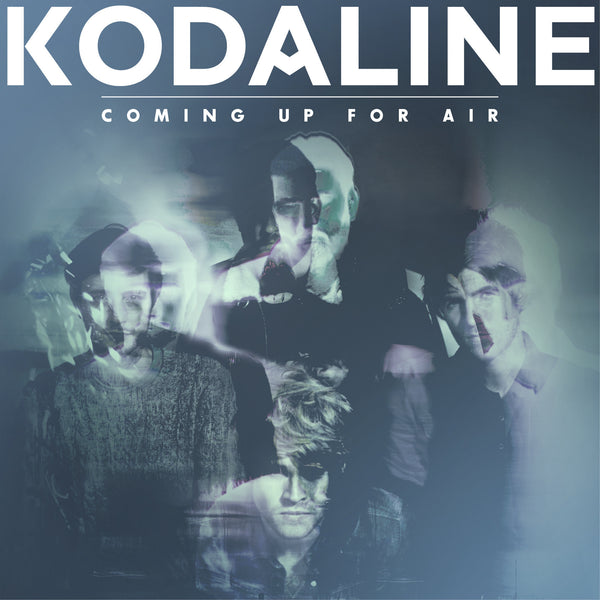 Kodaline - Coming Up For Air-CD-South