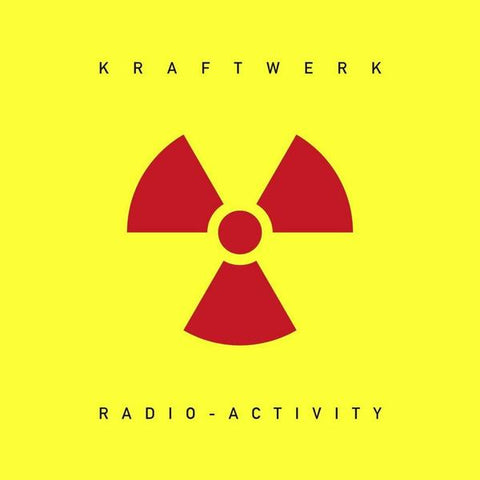 Kraftwerk - Radio Activity (German Version)