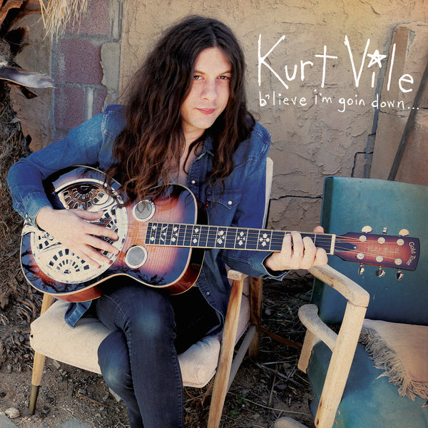Kurt Vile - B'Lieve I'm Goin Down-CD-South