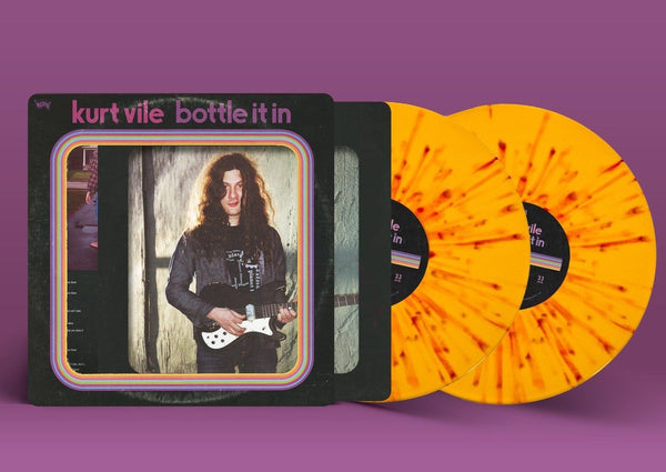 Kurt Vile - Bottle It In-CD-South