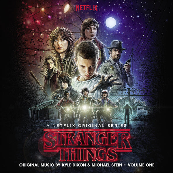 Kyle Dixon & Michael Stein - Stranger Things Season 1, Vol.1-LP-South