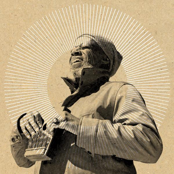 Laraaji - Bring On The Sun-LP-South