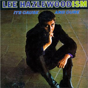 Lee Hazlewood - It's Cause And Cure-LP-South