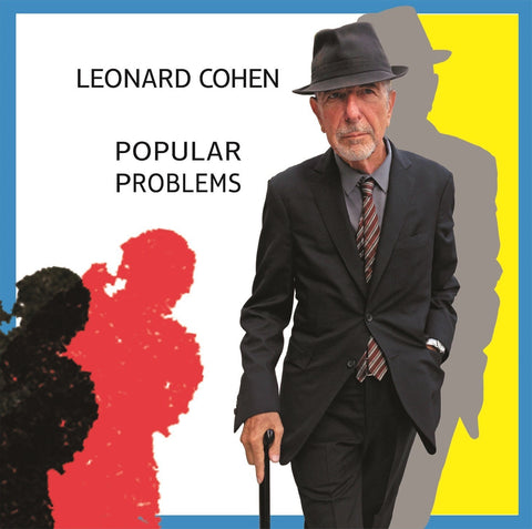 Leonard Cohen - Popular Problems-CD-South