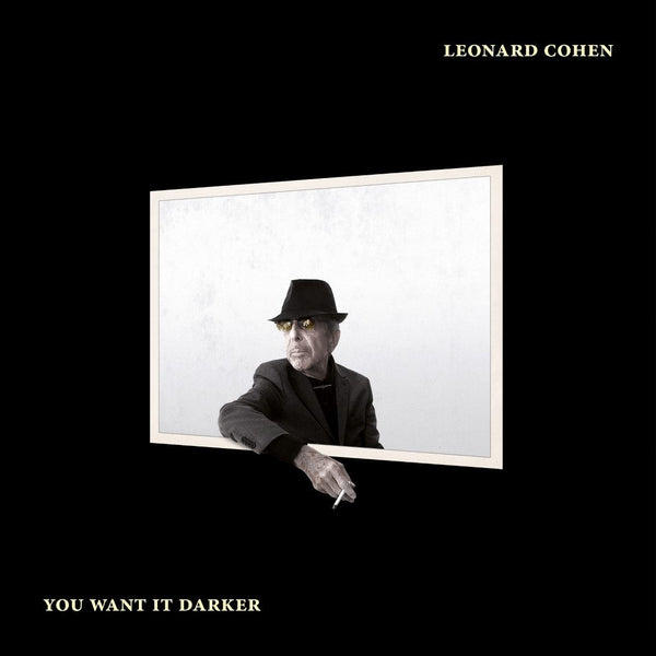 Leonard Cohen - You Want It Darker-CD-South