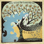 M G Boulter - With Wolves The Lamb Will Lie-CD-South