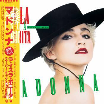 Madonna - La Isla Bonita-LP-South