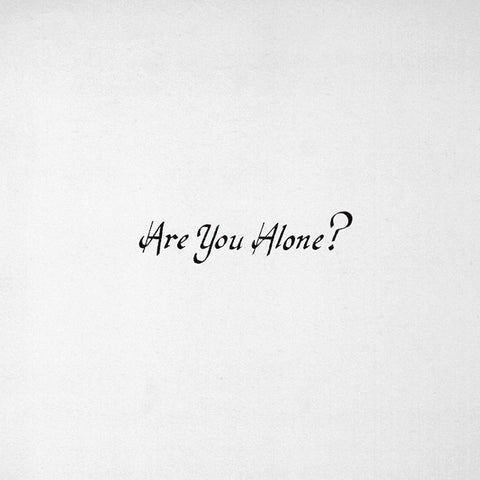 Majical Cloudz - Are You Alone?-CD-South