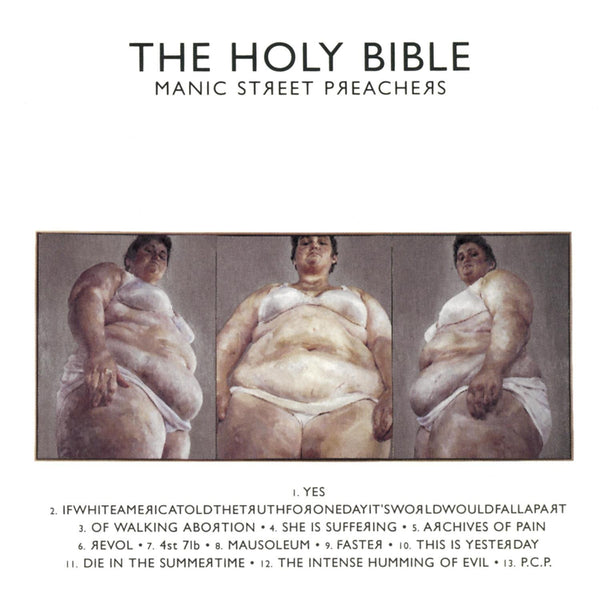 Manic Street Preachers - Holy Bible-LP-South